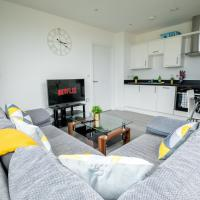 Sigma Central Apartment with great Sea view and secure parking
