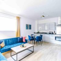 The Harrison Blue, Comfy City Centre apartment!
