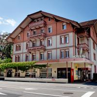 Bed & Breakfast Sonne Interlaken-Matten