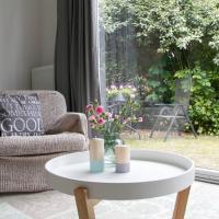 Knus tuin-appartement vlakbij Nijmegen voor 2 personen
