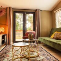 Luxe hippe Lodge in de bossen van OIsterwijk