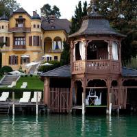 Schlossvilla Miralago, hotel in Pörtschach am Wörthersee