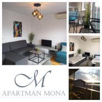 Apartman Mona, hotel u gradu Jagodina