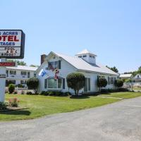 Long Acres Motel & Cottages, hotel in West Ocean City, Ocean City
