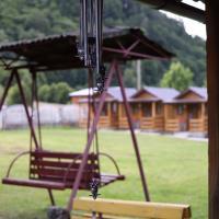 Tarcau Poiana Soarelui - Cabanute - Camping
