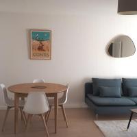 Charmant appartement, parking et terrasse