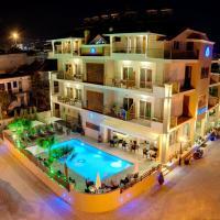 Hotel Olympos, hotel in Leptokarya