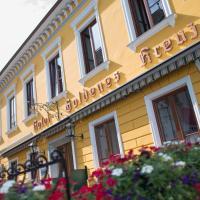 Hotel-Garni Goldenes Kreuz
