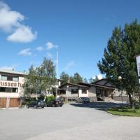 Hotelli Jussan Tupa, hotel in Enontekiö