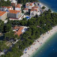 Hotel Horizont, hotel in Baška Voda