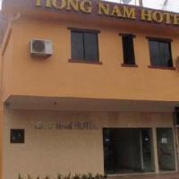 Tiong Nam Hotel, hotel in Pasir Gudang
