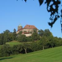 Burg Colmberg Hotel, Hotel in Colmberg