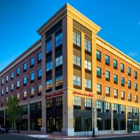 Hampton Inn & Suites Portsmouth Downtown, hotel in Portsmouth