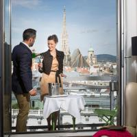 Hotel Am Parkring, hotel a Vienna, Ringstrasse