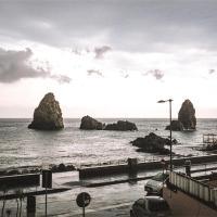 Meravigliosa vista mare davanti ai Faraglioni