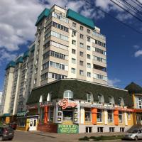 Апартаменты на Курской