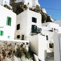 Traditional Cycladic house