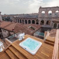Hotel Milano & SPA***S, hotel in Verona