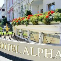Hotel Alpha, hotel en Hannover
