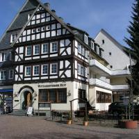Hotel Pension Wittgensteiner Hof