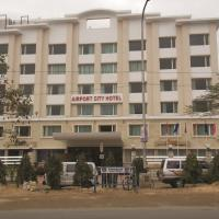 Airport City Hotel, hotel near Netaji Subhash Chandra Bose International Airport - CCU, Kolkata