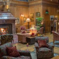 Lands of Loyal hotel, hotel in Alyth