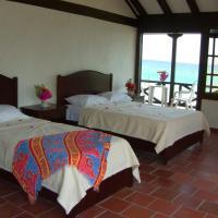 Eco hotel La Cocotera, hotel in Isla Grande