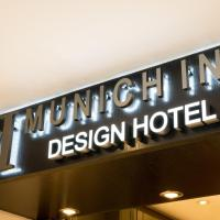 Hotel Munich Inn - Design Hotel