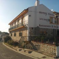 Hotel Sierra de Andujar, hotel in Virgen de la Cabeza