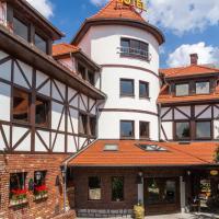 Amadeus Hotel Zielona Góra – hotel w Zielonej Górze