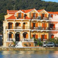 Hotel Aggelos Kefalonia, отель в Аргостолионе