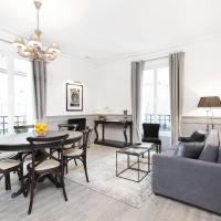 Luxury 2 Bedrooms Grands-Boulevards I by Livinparis