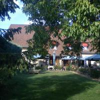 Le Relais de la Sans Fond, hotel near Dijon Bourgogne Airport - DIJ, Fénay