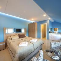 Agent Lux Apartments, hotel u gradu Jagodina