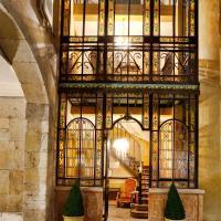 Hotel Belle Epoque, hotel in Beaune