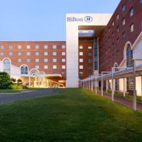 Hilton Rome Airport, hotel din apropiere de Aeroportul Fiumicino Roma - FCO, Fiumicino