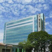 Allia Gran Hotel Pampulha Suites, hotel near Belo Horizonte/Pampulha – Carlos Drummond de Andrade Airport - PLU, Belo Horizonte