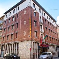Hotel Terminus & Plaza, отель в Пизе