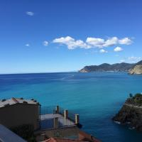 La Linea D'Acqua, hotel a Manarola