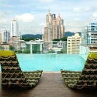 Best Western Plus Panama Zen Hotel, hotel en Ciudad de Panamá