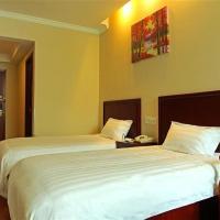 GreenTree Inn Zhejiang Zhoushan Shenjiamen Middle Donghai Road Shell Hotel