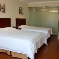 GreenTree Inn Shandong Heze Railway Station Business Hotel