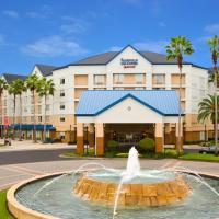 Fairfield Inn & Suites by Marriott Orlando Lake Buena Vista in the Marriott Village, hotel v oblasti Lake Buena Vista, Orlando