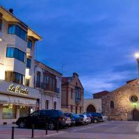Hotel Restaurante La Peseta, hotel in Astorga