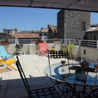 Constantin - Appart avec terrasse panoramique sur le Rhône