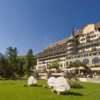 Suvretta House, hotel a Sankt Moritz