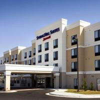 SpringHill Suites Wichita East at Plazzio