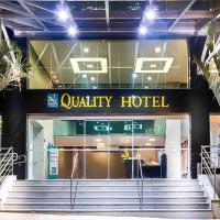 Quality Hotel Pampulha & Convention Center, hotel near Belo Horizonte/Pampulha – Carlos Drummond de Andrade Airport - PLU, Belo Horizonte