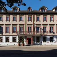 Hotel Landhaus Säntis Herisau