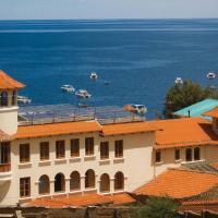 Hotel Rosario Lago Titicaca, hotel in Copacabana